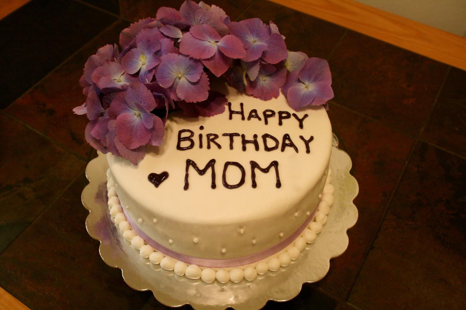 Awesome 8 Mommy To Be Happy Birthday Cakes Photo Happy Birthday Mom Cake Funny Birthday Cards Online Inifofree Goldxyz