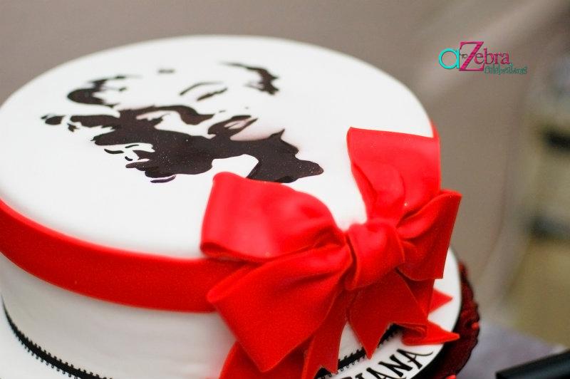 11 Marilyn Monroe Theme Cakes Photo Marilyn Monroe Birthday Cake