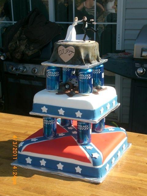 Camo Wedding Cakes.Rebel Flag Wedding Cakes Ice Cream Cup Cakes