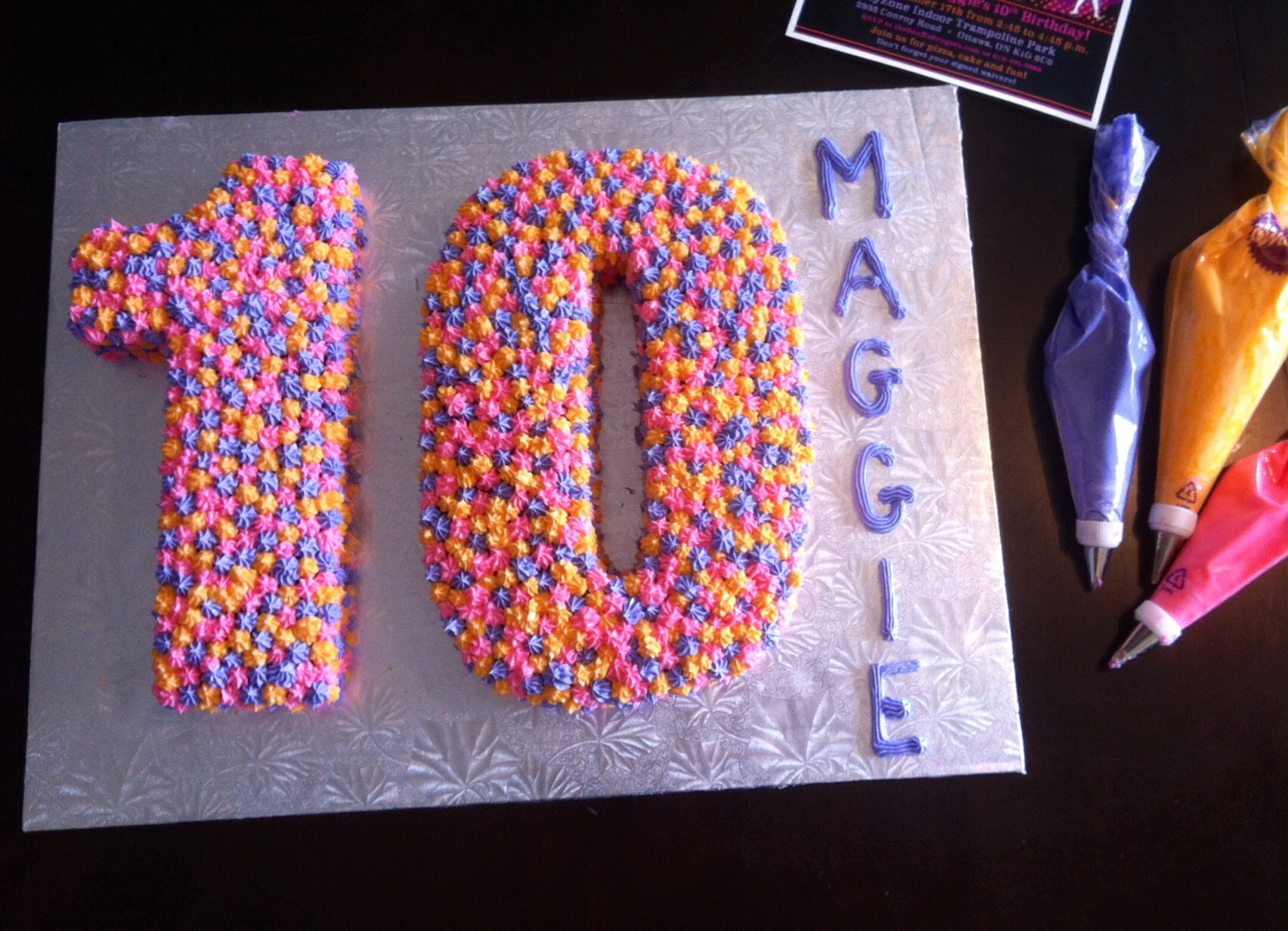 10th Birthday Cake Ideas