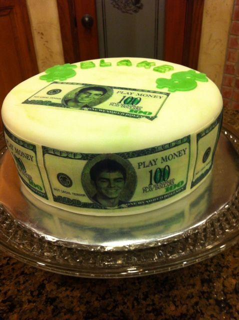 17 Year Old Boy Birthday Cake Ideas