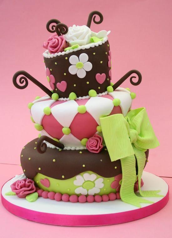 10 Nice Cakes For Ladies Photo Cute Diy Birthday Cake And Nice