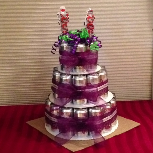 10 Cakes Decorated Like Beer Cans Photo Beer Can Cake Beer Can - Beer Can Wedding Cake
