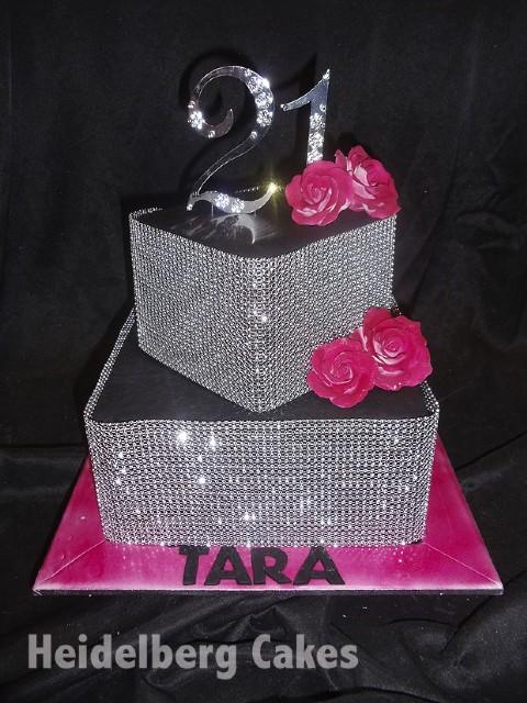 Admirable 11 Bling 18Th Birthday Cakes For Boys Photo Bling Birthday Cake Funny Birthday Cards Online Overcheapnameinfo