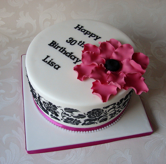 Excellent 11 Classy Birthday Cakes For Women Photo Elegant Happy Birthday Funny Birthday Cards Online Benoljebrpdamsfinfo