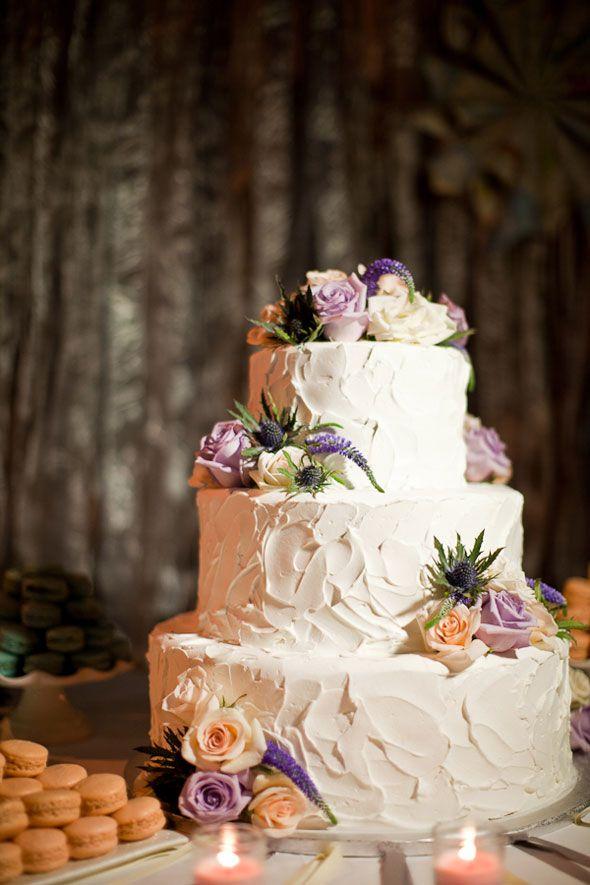 9 Non Fondant Wedding Cakes Photo - Simple Wedding Cakes Non Fondant ...