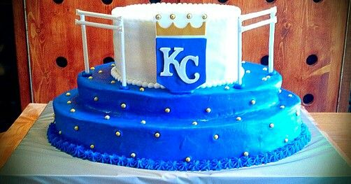 Miraculous 6 Royals Baseball Birthday Cakes Photo Kansas City Royals Funny Birthday Cards Online Overcheapnameinfo