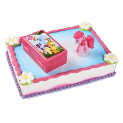 Publix Birthday Cakes Via My Little Pony Cake Kit