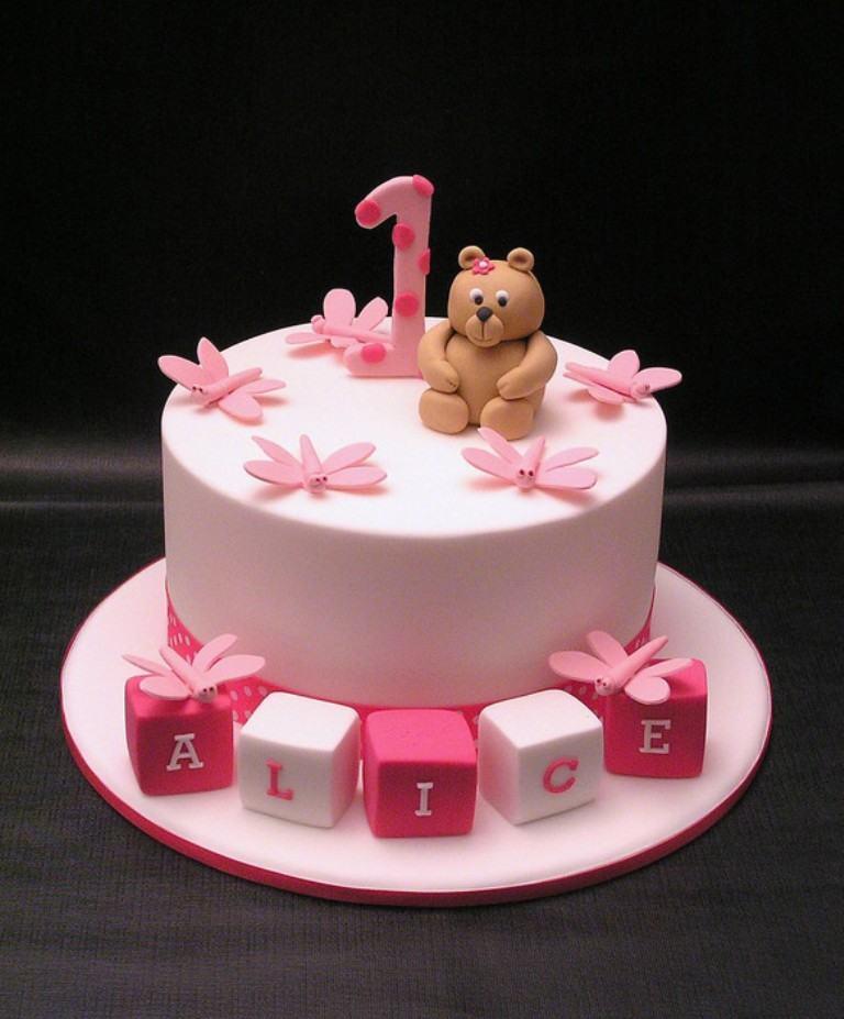 Pleasing 11 1 Yr Old Birthday Cakes For Girls Photo 1St Birthday Cake Funny Birthday Cards Online Inifofree Goldxyz