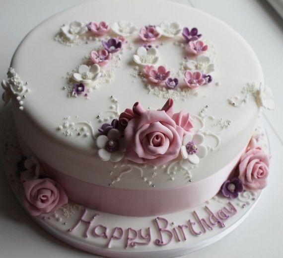 70 Birthday Cake Ideas