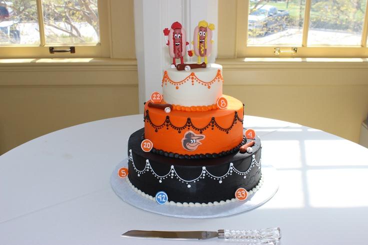 8 cakes in baltimore md photo baltimore orioles wedding cake