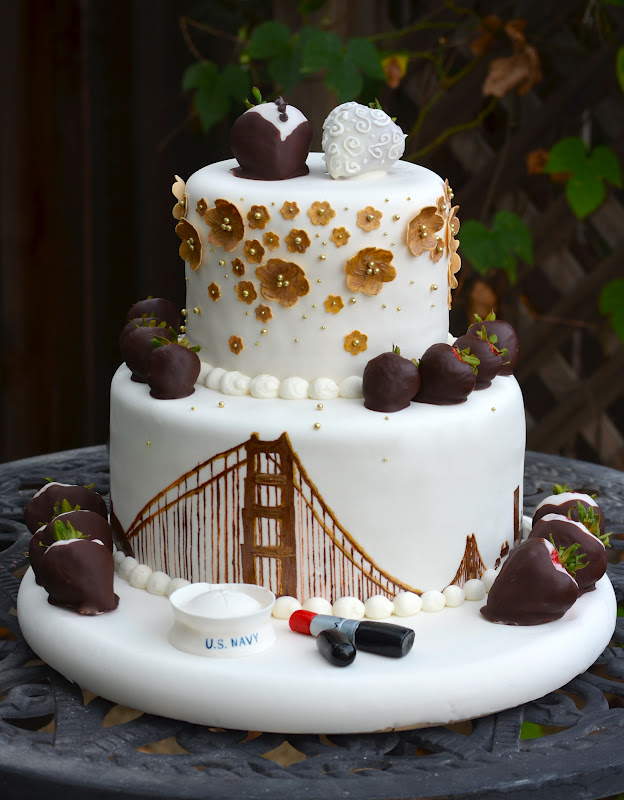 11 San Francisco Wedding Cakes Photo Wedding Cakes San Francisco