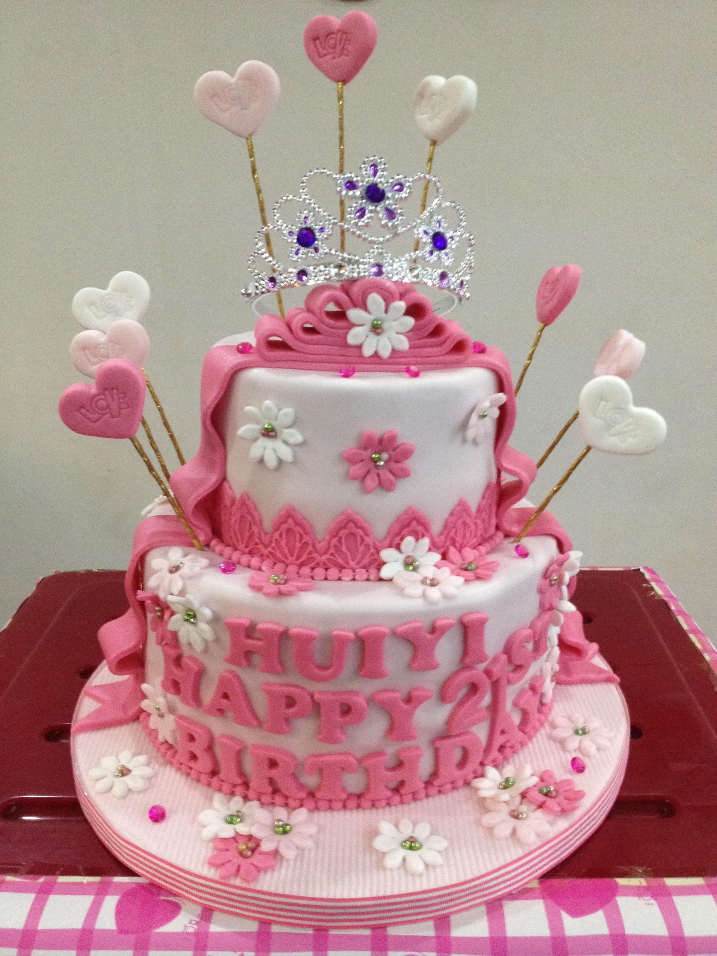 7 Massive Birthday Cakes Photo Candy Themed Cake Huge Birthday
