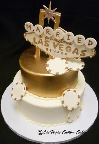 10 Custom Wedding Cakes Las Vegas Photo Las Vegas Themed Wedding