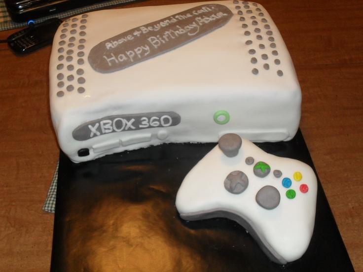 Teen Boy Birthday Cake Ideas