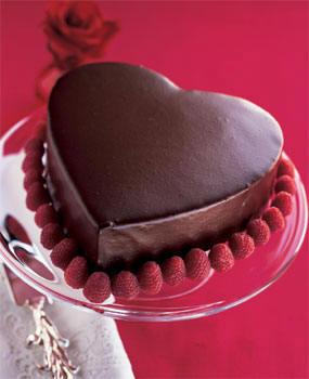 7 Layered Valentine Heart Shaped Cakes Photo Heart Shaped Cupcake