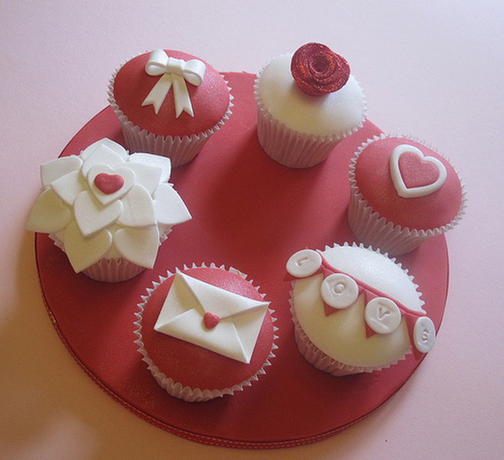 9 Cute Cupcakes For Valentine S Ideas Photo Tumblr Valentine S Day