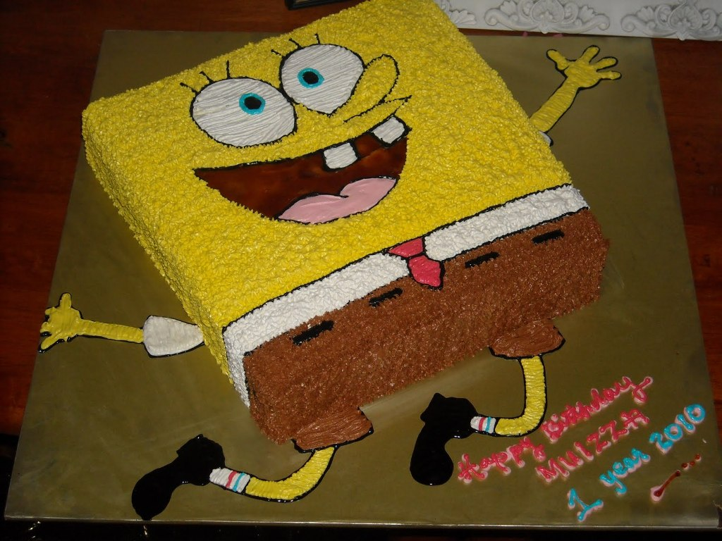 Excellent 5 Sams Cakes Spongebob Photo Sams Club Spongebob Cake Walmart Funny Birthday Cards Online Fluifree Goldxyz