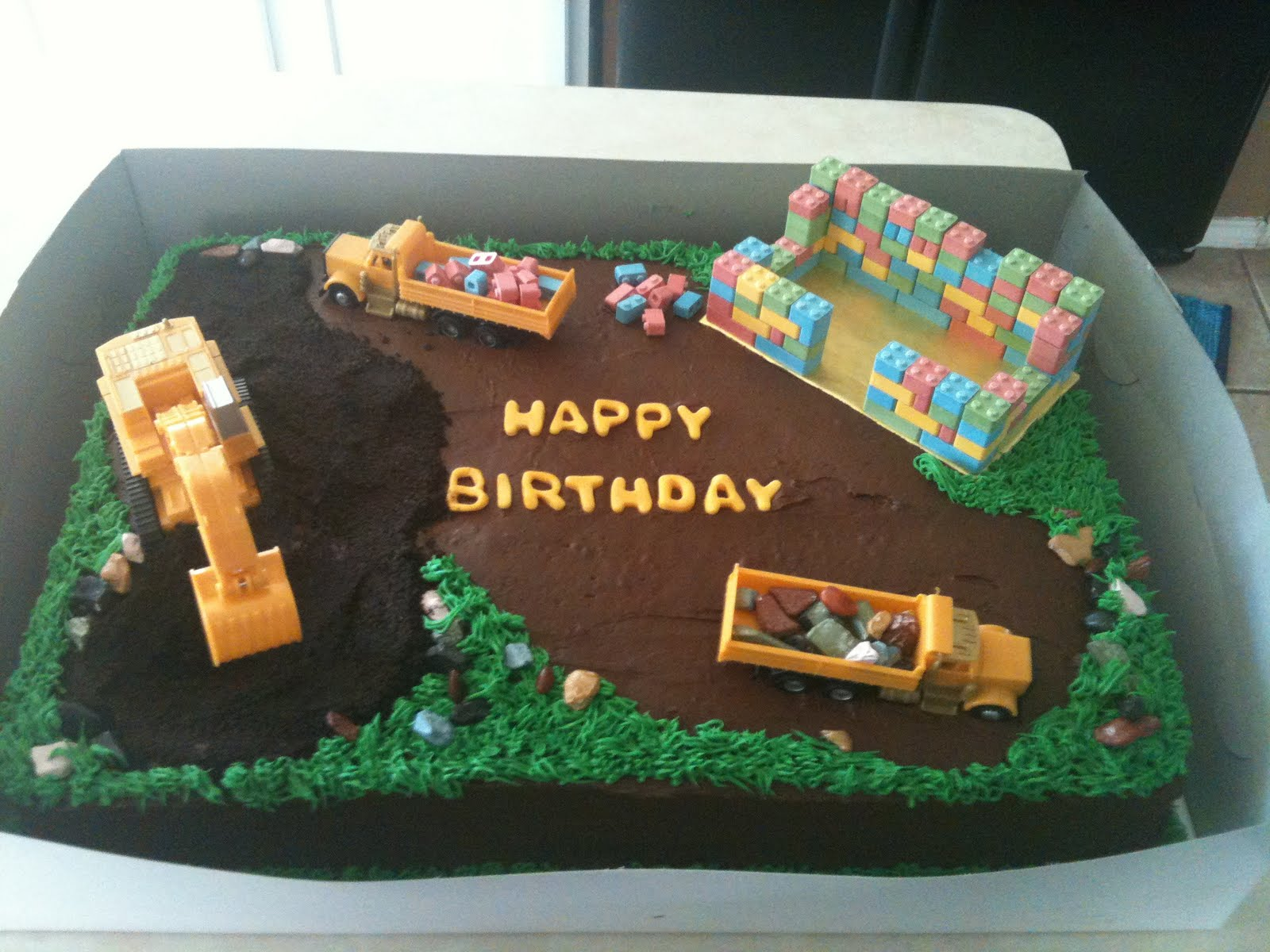2 Year Old Boy Birthday Cake Ideas