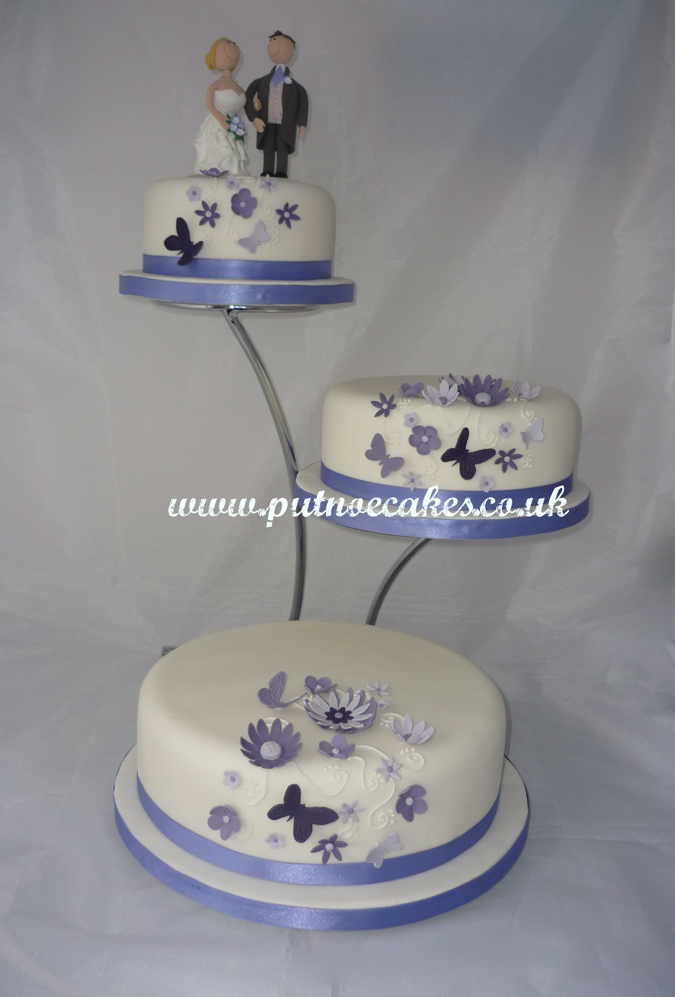 3 separate tier wedding cake stand 12 simple wedding cakes seperate tiers photo split tier 10211