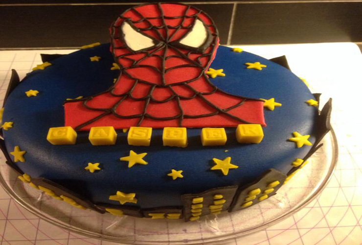 5 Year Old Boy Birthday Cake Ideas