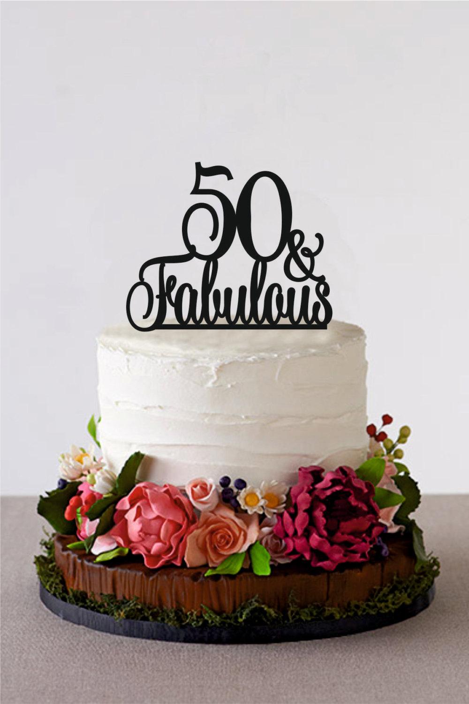 10 Fab Birthday Cakes For Men Photo Fabulous 50th Birthday Cake