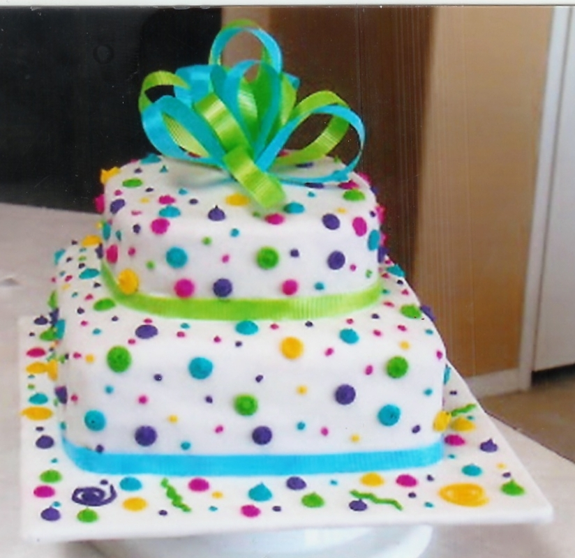 10 Decorated Cakes Com Photo Birthday Cake Decorating Ideas