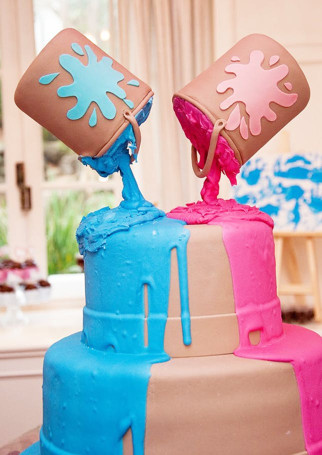 Marvelous 9 Adult Twins Boy Girl Birthday Cakes Photo Twin Birthday Cake Personalised Birthday Cards Veneteletsinfo