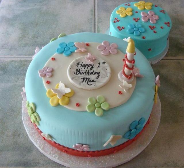 12 Baby 1 Year Old Birthday Cakes Photo 1 Year Old Birthday Cakes