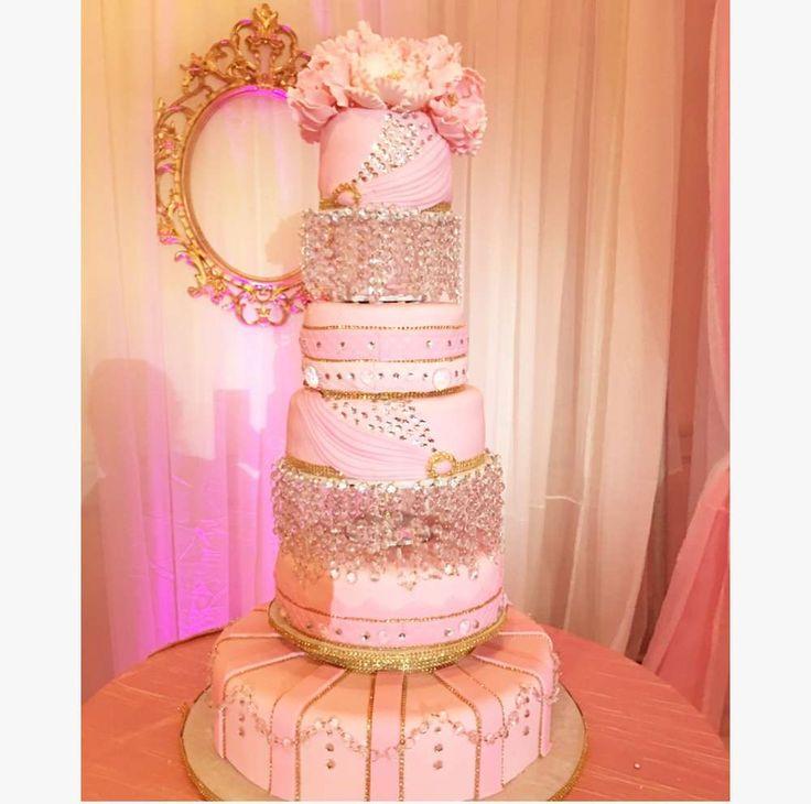 9b72ac38cd9 10 Golden 15 Birthday Cakes Photo - Quinceanera Sweet 15 Birthday ...