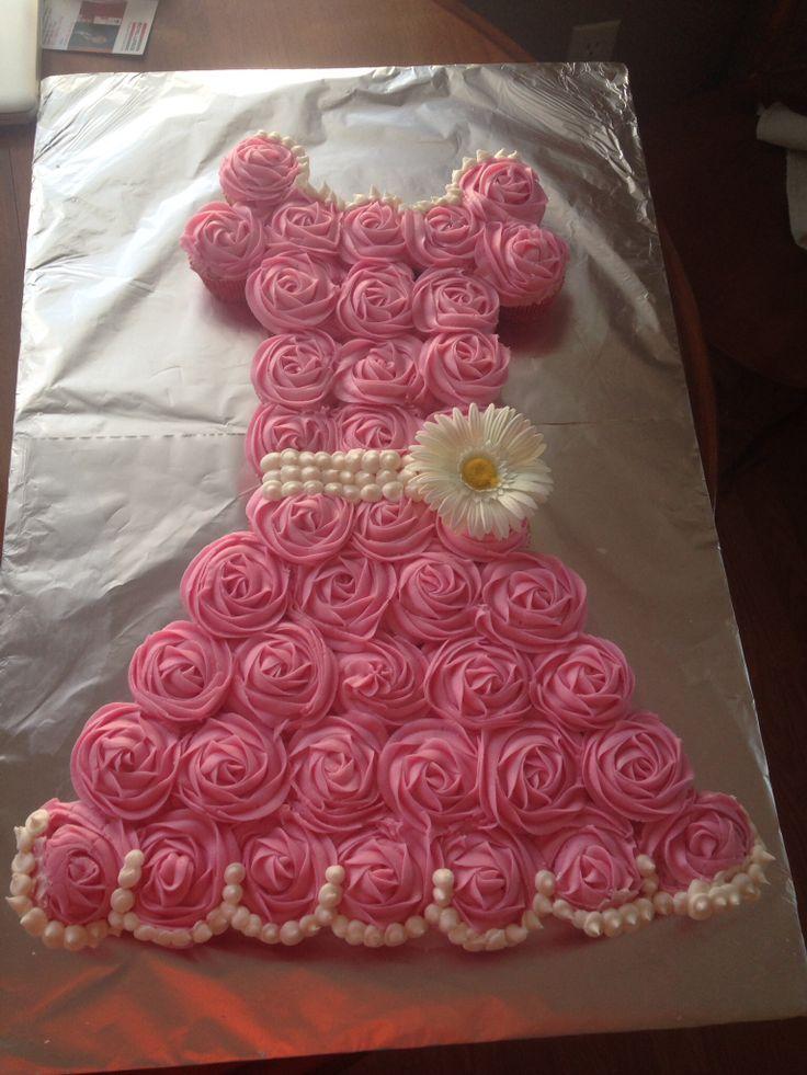 6 Martins Bakery Birthday Cakes Princess Cake Photo