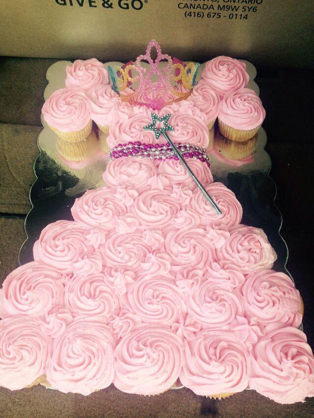 6 Martins Bakery Birthday Cakes Princess Cake Photo Princess