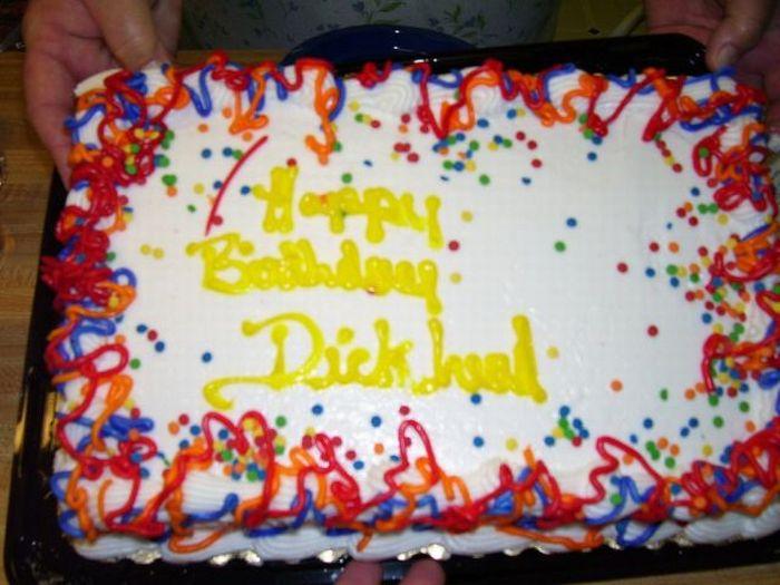 10 Mean Happy Birthday Cakes Photo Happy Birthday Angie Cake Deep