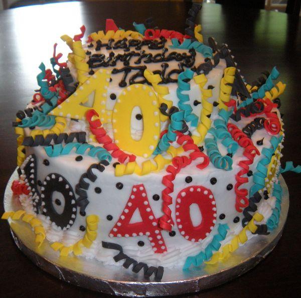 Amazing 5 Birthday Cakes Richmond Va Photo 40Th Birthday Cake Ideas Funny Birthday Cards Online Bapapcheapnameinfo