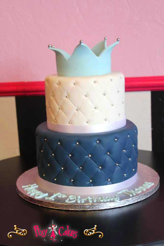 12 2 Tier Birthday Cakes For Boys Photo Girl Dinosaur Birthday