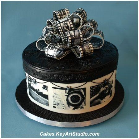 9 Fondant Cakes Photography Photo Cake Black And White Photography