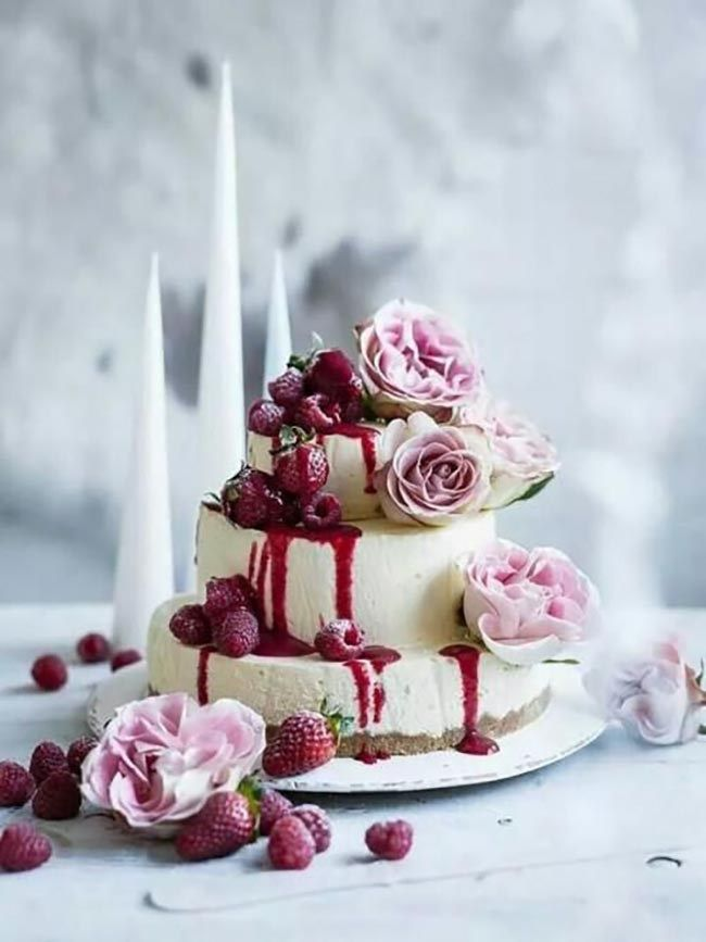 5 Ultimate Cheesecake Bakery Wedding Cakes Photo Cheesecake