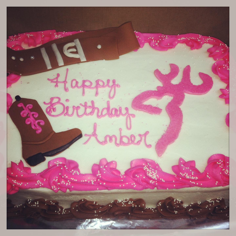 Incredible 13 Country Girls Birthday Cakes Easy Photo Country Girl Cake Funny Birthday Cards Online Elaedamsfinfo