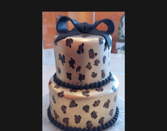Custom Birthday Cakes Atlanta GA