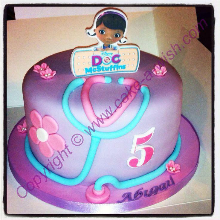 Fabulous 11 Doc Mcstuffins Birthday Cakes Photo Doc Mcstuffins Birthday Funny Birthday Cards Online Inifodamsfinfo