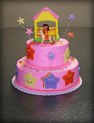 Outstanding 6 Dora The Explorer Birthday Cakes At Kroger Photo Dora The Personalised Birthday Cards Xaembasilily Jamesorg