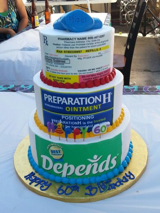 Funny 60th Birthday Cake 13 Cakes For Men Photo Gift Idea 60 Ideas