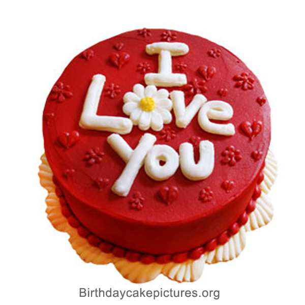 Excellent 12 Birthday Cakes For Lover Photo Heart Love Birthday Cake Personalised Birthday Cards Veneteletsinfo