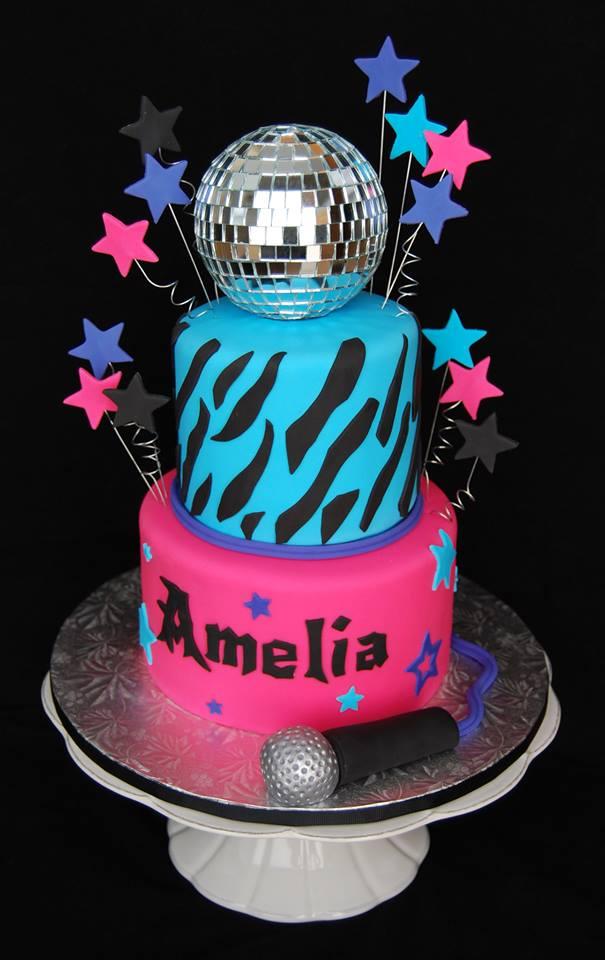 Enjoyable 12 Birthday Cakes For Rockstar Party Photo Rock Star Birthday Funny Birthday Cards Online Kookostrdamsfinfo