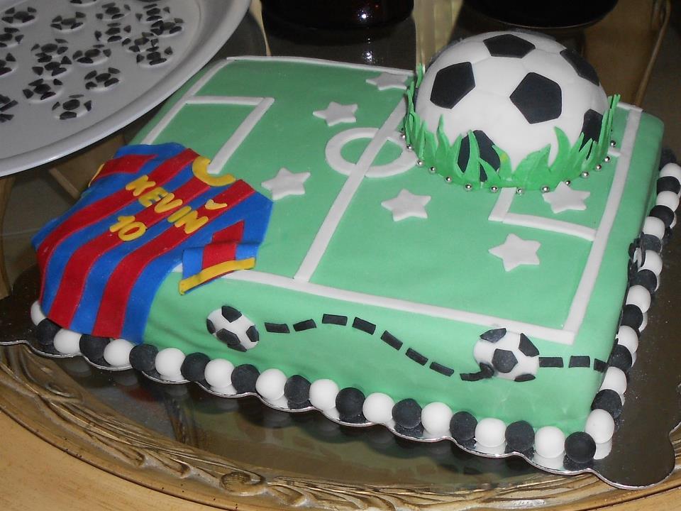 Terrific 12 Soccer Birthday Parties Cakes Photo Soccer Birthday Party Personalised Birthday Cards Paralily Jamesorg