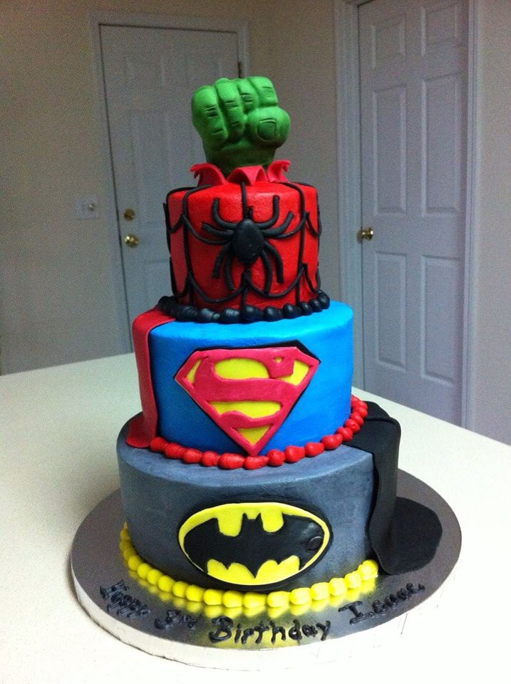 10 Super Cool Girl Cakes Photo