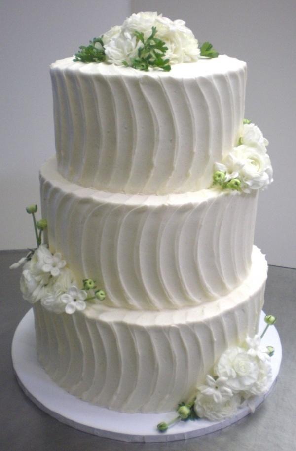 11 Elegant Whipped Icing Cakes Photo - Wedding Cakes with Whipped ...