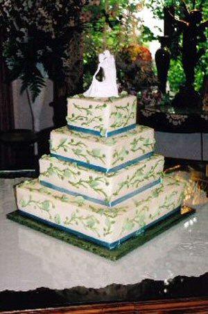 Wedding Cakes Portland Oregon