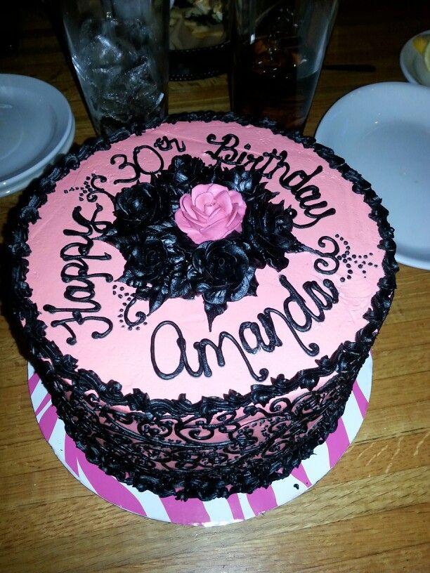 9 Amandas Tech Cakes Photo Happy Birthday Amanda Cake Amanda