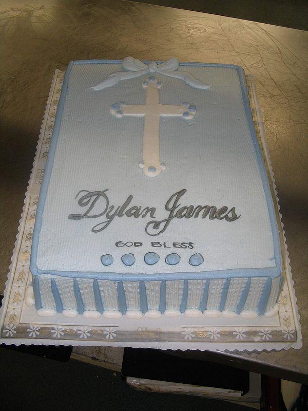 Baptism Cake Inscription Ideas